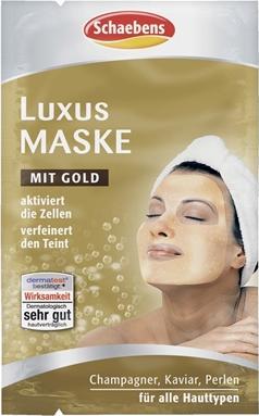 Отзыв на Schaebens Luxus Maske из Интернет-Магазина ROSSMANN