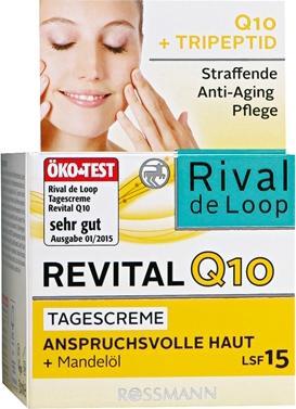 Отзыв на Rival de Loop Revital Q10 Дневной из Интернет-Магазина ROSSMANN