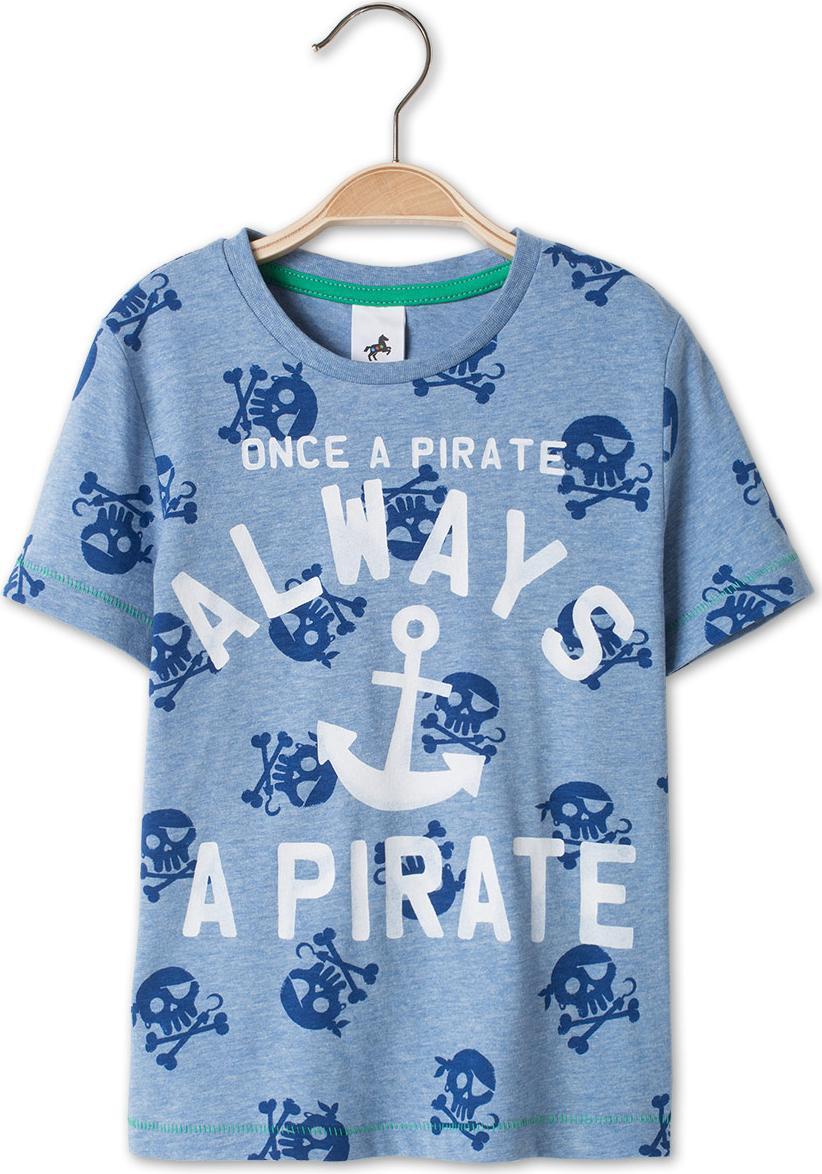 Отзыв на Футболка с коротким рукавом с хорошим Пиратский Мотив из Интернет-Магазина C&A