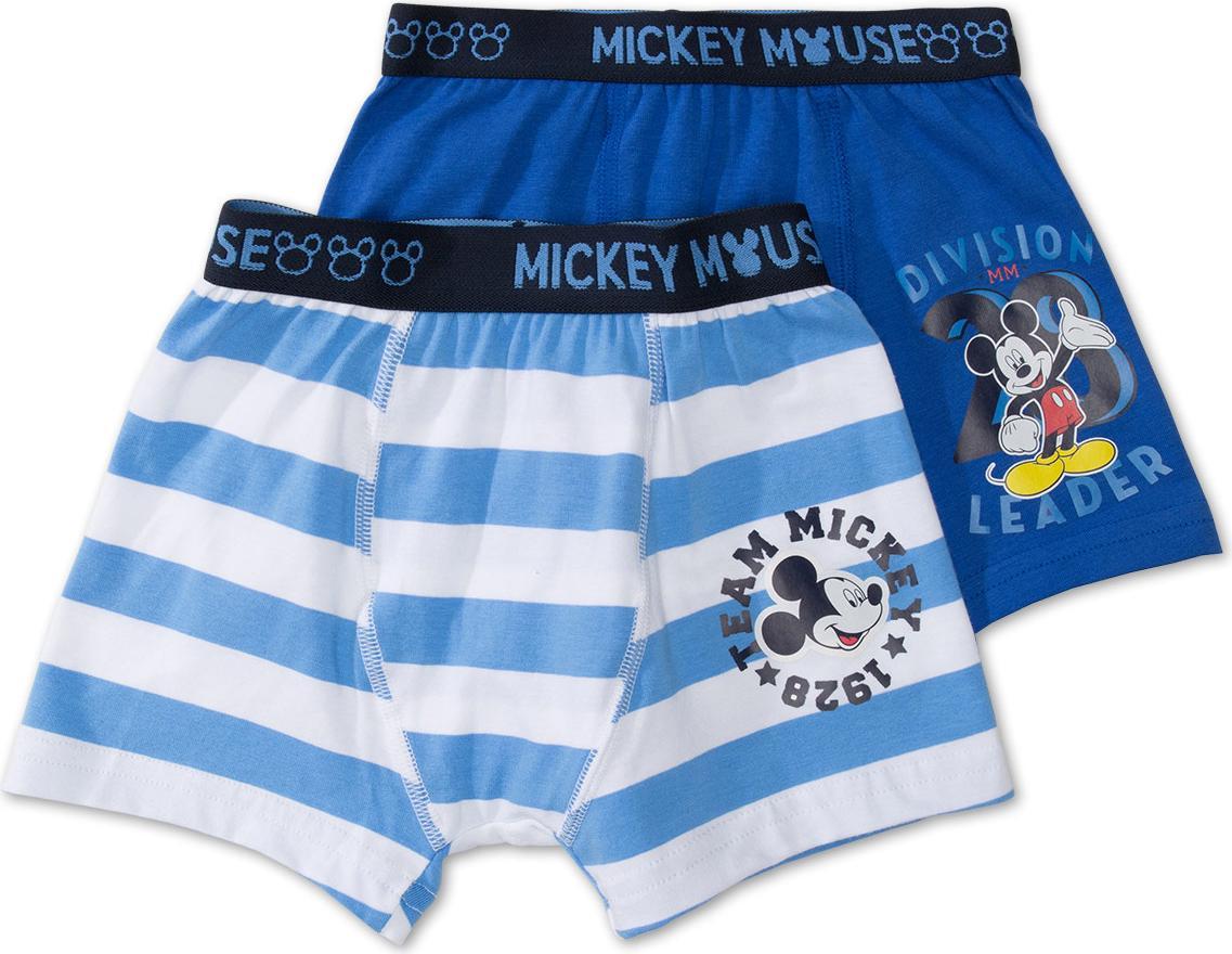 Отзыв на 2 пары Mickey Mouse Боксеры шорты из Интернет-Магазина C&A