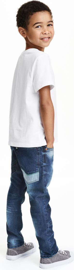 Отзыв на Усиленные Tapered Джинсы из Интернет-Магазина H&M
