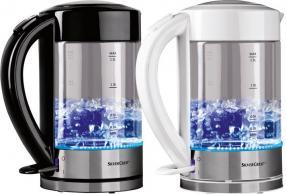 Отзыв на SILVERCREST® Glas-Wasserkocher SWKG 2000 A1 из Интернет-Магазина LIDL