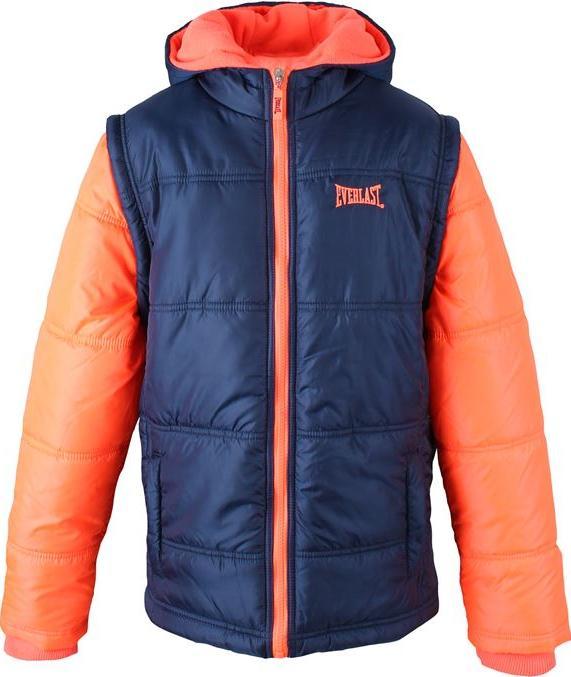 Отзыв на Everlast Contrasting рукава Куртка для детей для девочки из Интернет-Магазина Sports Direct