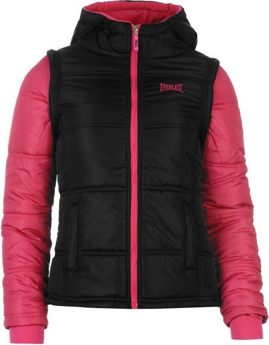 Отзыв на Everlast Contrasting рукава Куртка для женщин из Интернет-Магазина Sports Direct