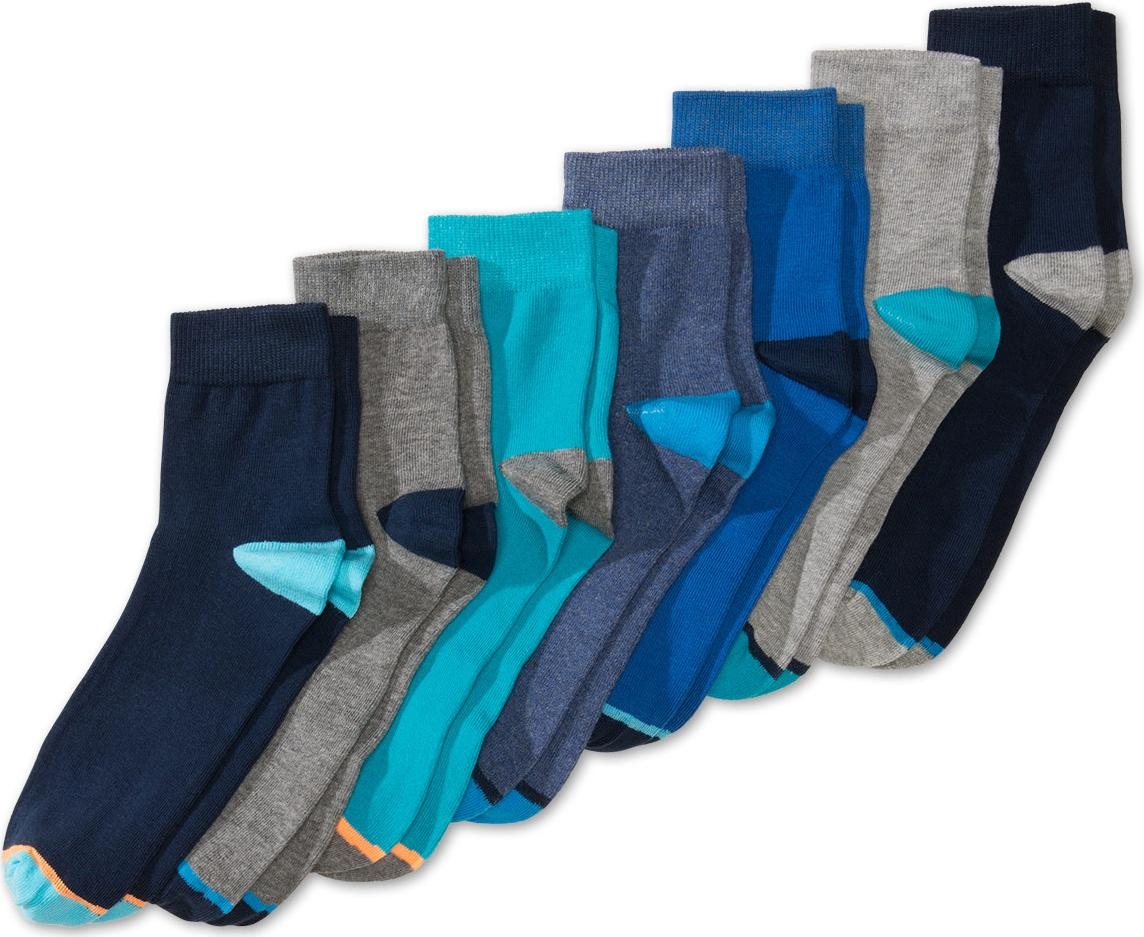 Отзыв на 7 Paar Basic-Socken из Интернет-Магазина C&A