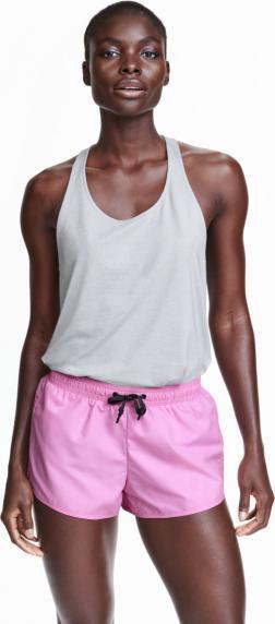 Отзыв на Спортивные шорты из Интернет-Магазина H&M