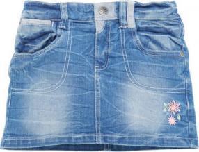 Отзыв на Джинсовая юбка с вышитыми цветами из Интернет-Магазина Kik.de