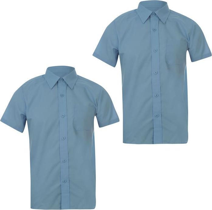 Отзыв на Для мальчика   с коротким рукавом рубашка из Интернет-Магазина Sports Direct