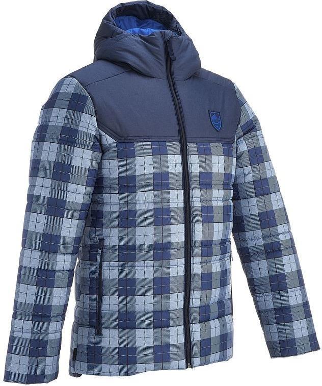 Отзыв на Стеганная куртка    для мужчин голубой  QUECHUA из Интернет-Магазина Decathlon