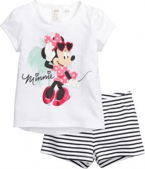 Отзыв на Пижама трикотажная с шортами из Интернет-Магазина H&M