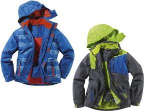 Отзыв на CRIVIT® SPORTS для мальчика Лыжная куртка из Интернет-Магазина LIDL