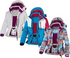Отзыв на CRIVIT® для девочки лыжная куртка из Интернет-Магазина LIDL