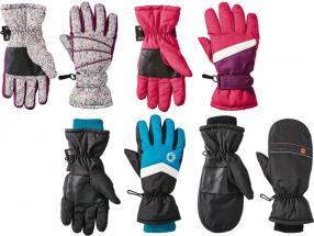 Отзыв на CRIVIT® для детей для девочки Перчатки из Интернет-Магазина LIDL
