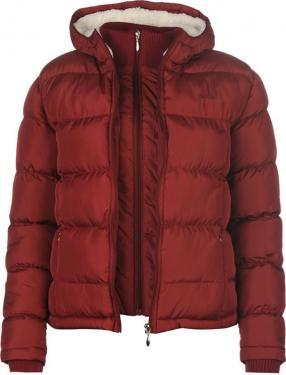 Отзыв на Lee Cooper 2 Zip Bubble Jacket Ladies из Интернет-Магазина Sports Direct