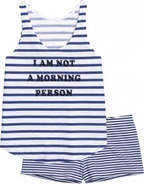 Отзыв на Пижама трикотажная с Топ из Интернет-Магазина H&M