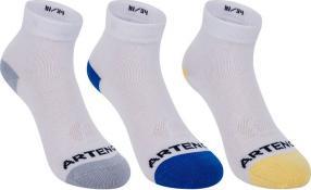 Отзыв на Tennissocken RS750 Середина 3 пары разноцветные для детей ARTENGO из Интернет-Магазина Decathlon