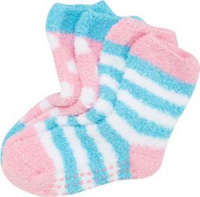 Отзыв на Велкро носки - полосатый 2-пары из Интернет-Магазина Kik.de