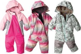 Отзыв на LUPILU® детские для девочки малыша зимний комбинезон из Интернет-Магазина LIDL