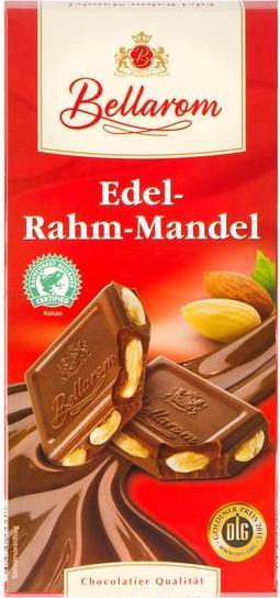Отзыв на Bellarom Edel-Rahm-Mandel из Интернет-Магазина LIDL