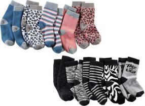 Отзыв на PEPPERTS® 5 пар для детей для девочки Полностью плюшевые носки из Интернет-Магазина LIDL