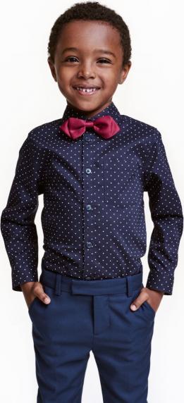 Отзыв на Рубашка с Галстук/Галстук из Интернет-Магазина H&M