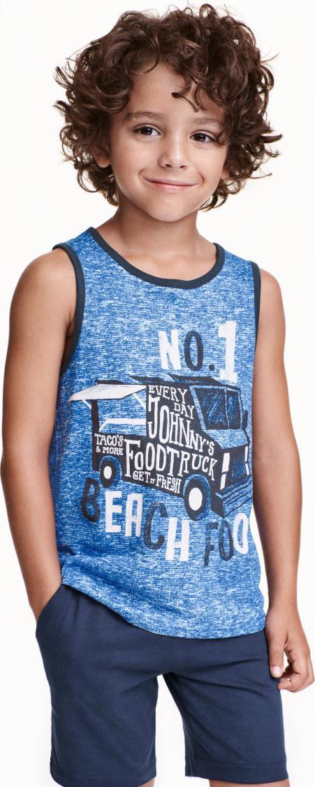 Отзыв на Футболка с принтом (футболки и майки) из H&M ... - photo#6