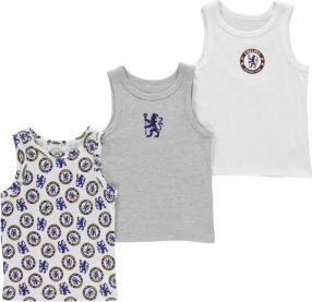 Отзыв на Team 3 Pack Vests Childrens из Интернет-Магазина Sports Direct