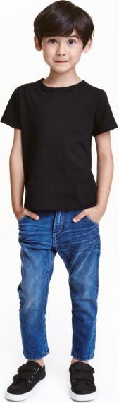 Отзыв на Зауженные Носить Джинсы из Интернет-Магазина H&M