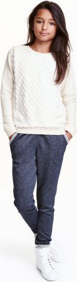 Отзыв на Сверкающие спортивные штаны из Интернет-Магазина H&M