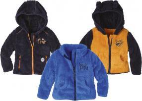 Отзыв на LUPILU® для мальчика малыша Тедди флисовая куртка из Интернет-Магазина LIDL