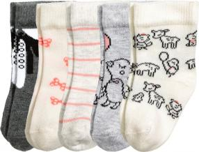 Отзыв на 5 пар Socken из Интернет-Магазина H&M