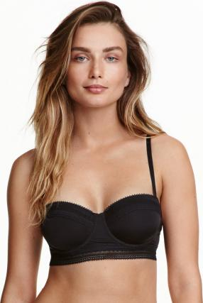 Отзыв на Бюстгальтер с Микро из Интернет-Магазина H&M
