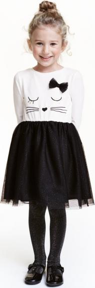 Отзыв на Платье с Тюль юбка из Интернет-Магазина H&M
