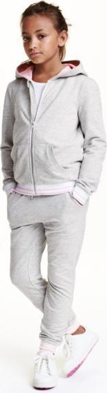 Отзыв на Melierte Спортивные штаны из Интернет-Магазина H&M