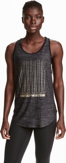 Отзыв на Sportshirt из Интернет-Магазина H&M