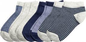 Отзыв на 7 пар Короткие носки из Интернет-Магазина H&M