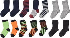 Отзыв на PEPPERTS® 7 пары носки для мальчика подростка из Интернет-Магазина LIDL