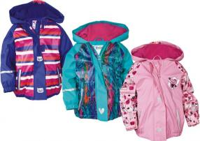 Отзыв на LUPILU® для девочки малыша дождевик из Интернет-Магазина LIDL