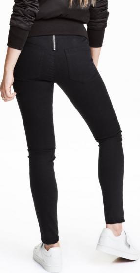 Отзыв на Супер узкие джинсы с высокой талией из Интернет-Магазина H&M