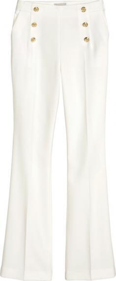 Отзыв на Ausgestellte Hose из Интернет-Магазина H&M