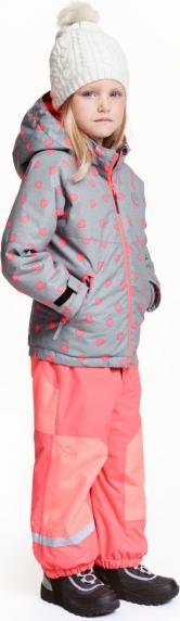 Отзыв на Лыжные штаны с Подтяжки из Интернет-Магазина H&M