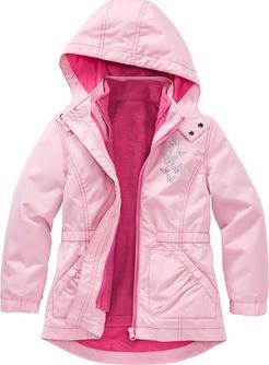 Отзыв на 3 в 1 многофункциональная куртка на девочку из Интернет-Магазина Ernsting