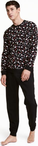 Отзыв на Ночная рубашка и штаны из Интернет-Магазина H&M