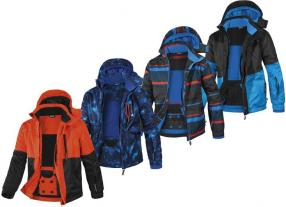 Отзыв на CRIVIT® Детская лыжная куртка для мальчика из Интернет-Магазина LIDL