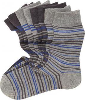 Отзыв на Socken - gestreift - 4er-Pack из Интернет-Магазина Kik.de