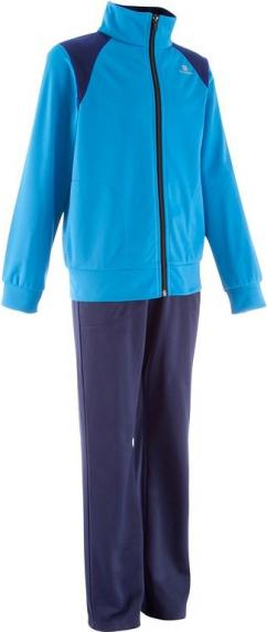Отзыв на Спортивный костюм Gym'Y синий, для детей DOMYOS из Интернет-Магазина Decathlon