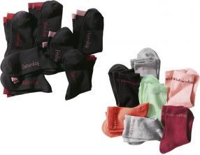Отзыв на ESMARA® 7 пар носки женские из Интернет-Магазина LIDL