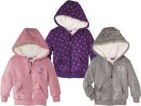 Отзыв на LUPILU® для девочки малыша куртка на меховой подкладке из Интернет-Магазина LIDL