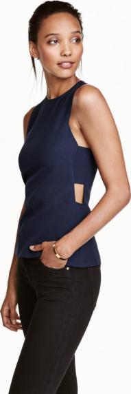 Отзыв на Топ с из Интернет-Магазина H&M