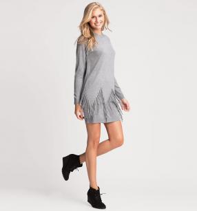 Отзыв на Трикотажное платье из Интернет-Магазина C&A